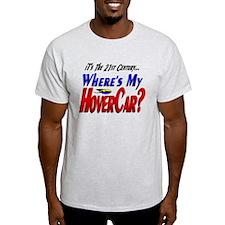 Where's My HoverCar T-Shirt