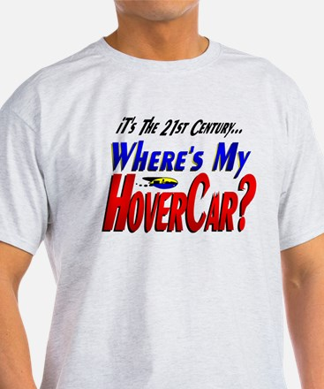Where's My HoverCar T-Shirt