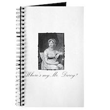 Where's my Mr. Darcy? Journal