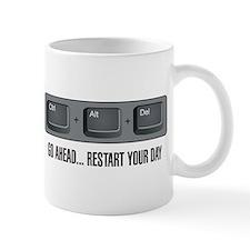 Ctrl Alt Del Small Mugs