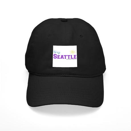 Seattle Black Cap
