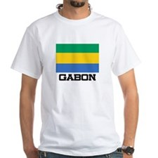 Gabon Flag Shirt