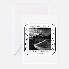 Tetons & Snake River Greeting Cards (Pk of 10)