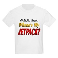 Where's My Jetpack T-Shirt