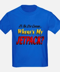 Where's My Jetpack T