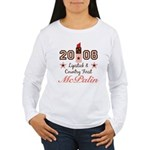 Lipstick Country First McPalin Long Sleeve T-shirt