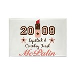 Lipstick Country First McPalin Magnet 100 Pack