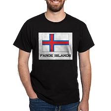 Faroe Islands Flag T-Shirt