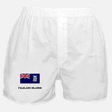 Falkland Islands Flag Boxer Shorts