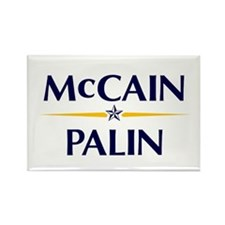 McCain/Palin Rectangle Magnet