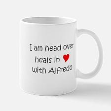 Cute I love alfredo Mug