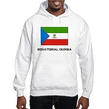 Equatorial Guinea Flag Hoodie