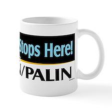 Barack Stops Here Mug