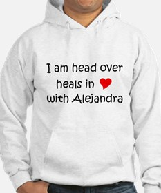 Unique Alejandra Jumper Hoody