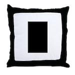Tennessee Guerilla Women Throw Pillow