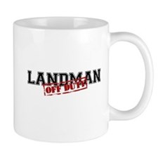 Landman Off Duty Mug