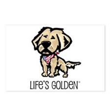 Life's Golden USA Postcards (Package of 8)