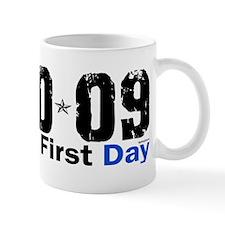 McCain's First Day 1.20.09 Mug