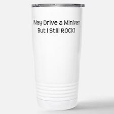 Minivan Stainless Steel Travel Mug