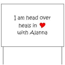 Alanna Yard Sign