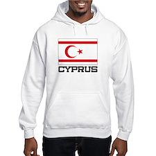 Cyprus Flag Hoodie