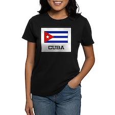 Cuba Flag Tee