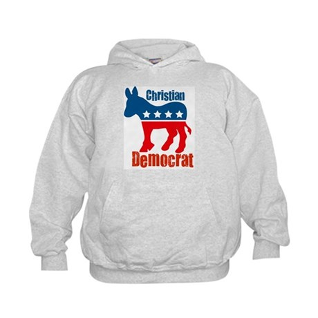 Christian Democrat Kids Hoodie