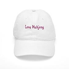 Love Mahjong Baseball Cap