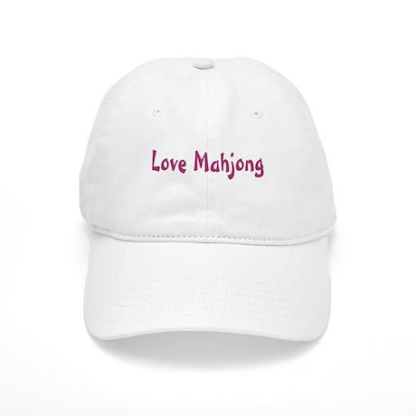 Love Mahjong Cap