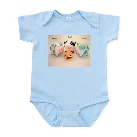 The Sad Cows Infant Creeper