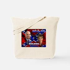 No McCain & Palin Tote Bag