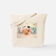The Sad Cows Tote Bag