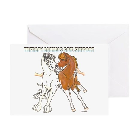 TAGS NH PMH Greeting Cards (Pk of 10)