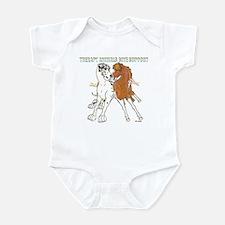 TAGS NH PMH Infant Bodysuit