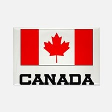 Canada Flag Rectangle Magnet