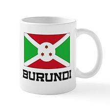 Burundi Flag Mug