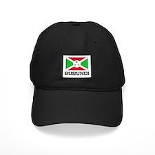 Burundi Flag Baseball Hat