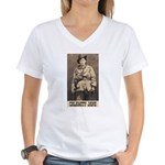 Calamity Jane Women's V-Neck T-Shirt