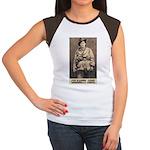 Calamity Jane Women's Cap Sleeve T-Shirt
