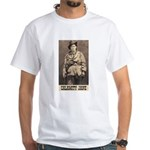 Calamity Jane White T-Shirt