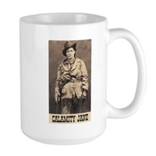 Calamity Jane Mug