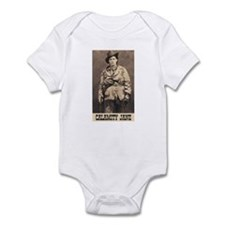 Calamity Jane Infant Bodysuit