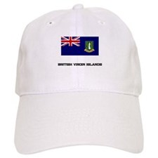 British Virgin Islands Flag Baseball Cap