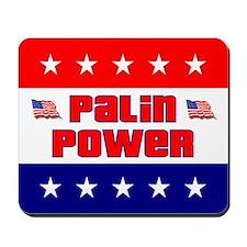 Palin Power Mousepad