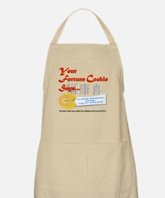 Funny Fortune Cookie Your Evil BBQ Apron