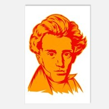 Strk3 Soren Kierkegaard Postcards (Package of 8)