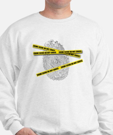 CRIME SCENE! Sweatshirt