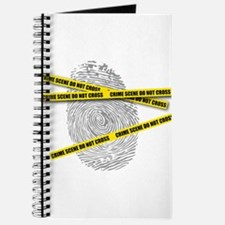 CRIME SCENE! Journal