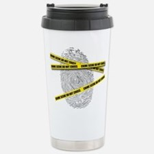 CRIME SCENE! Travel Mug