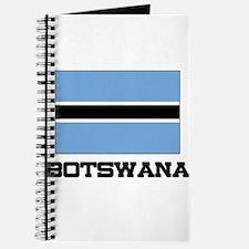 Botswana Flag Journal